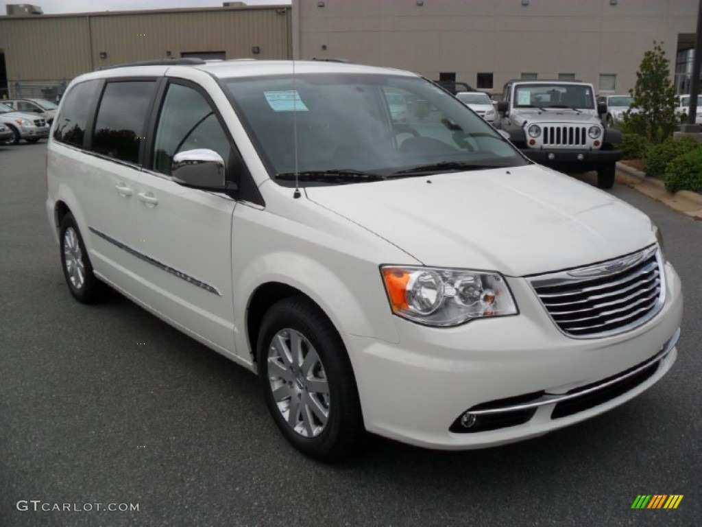 2012 stone white chrysler town country touring l 54257104 photo 5 car. Black Bedroom Furniture Sets. Home Design Ideas