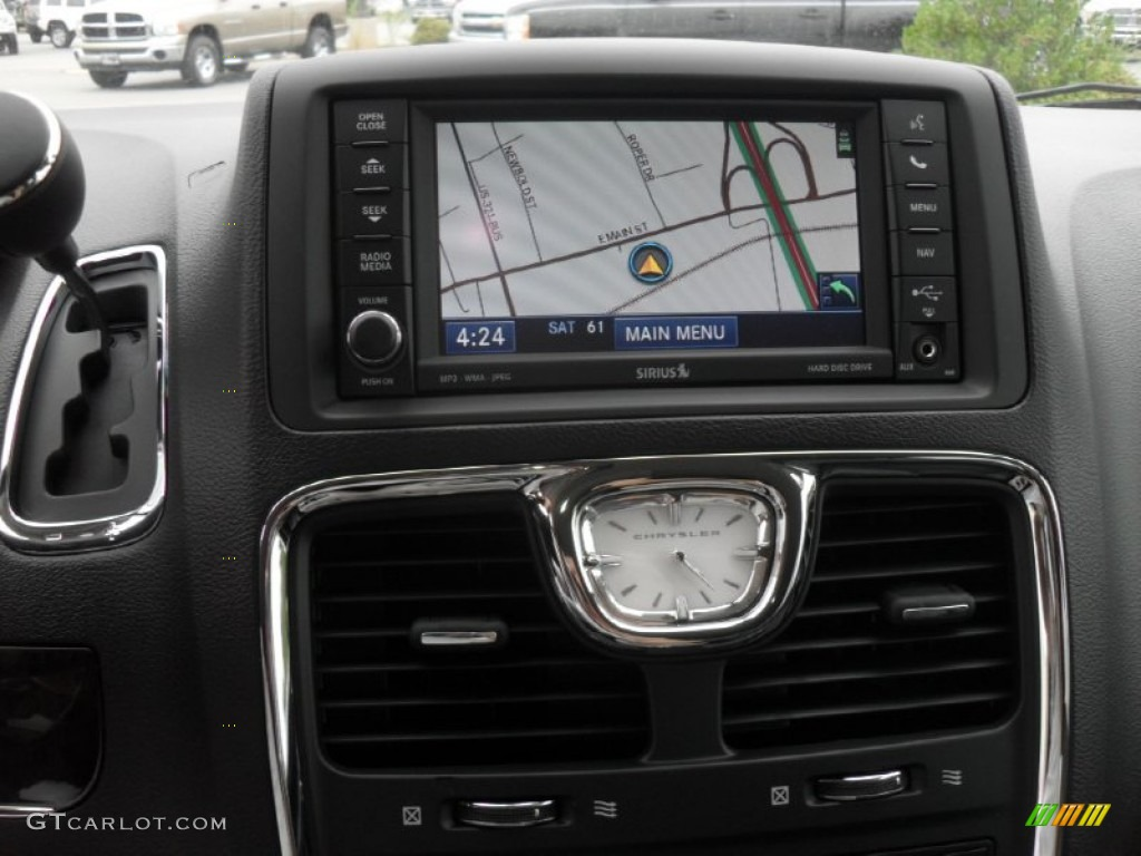 Town Country 2005 Interior >> 2012 Chrysler Town & Country Touring - L Navigation Photo #54297345 | GTCarLot.com