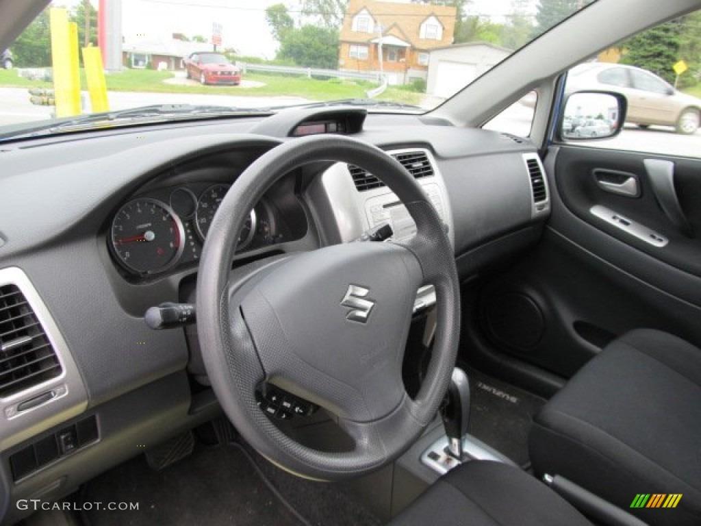 Suzuki Aerio Sx Interior