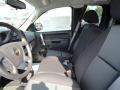 2011 Black Chevrolet Silverado 1500 LS Extended Cab 4x4  photo #3