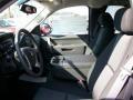 2011 Black Chevrolet Silverado 1500 LT Extended Cab 4x4  photo #2