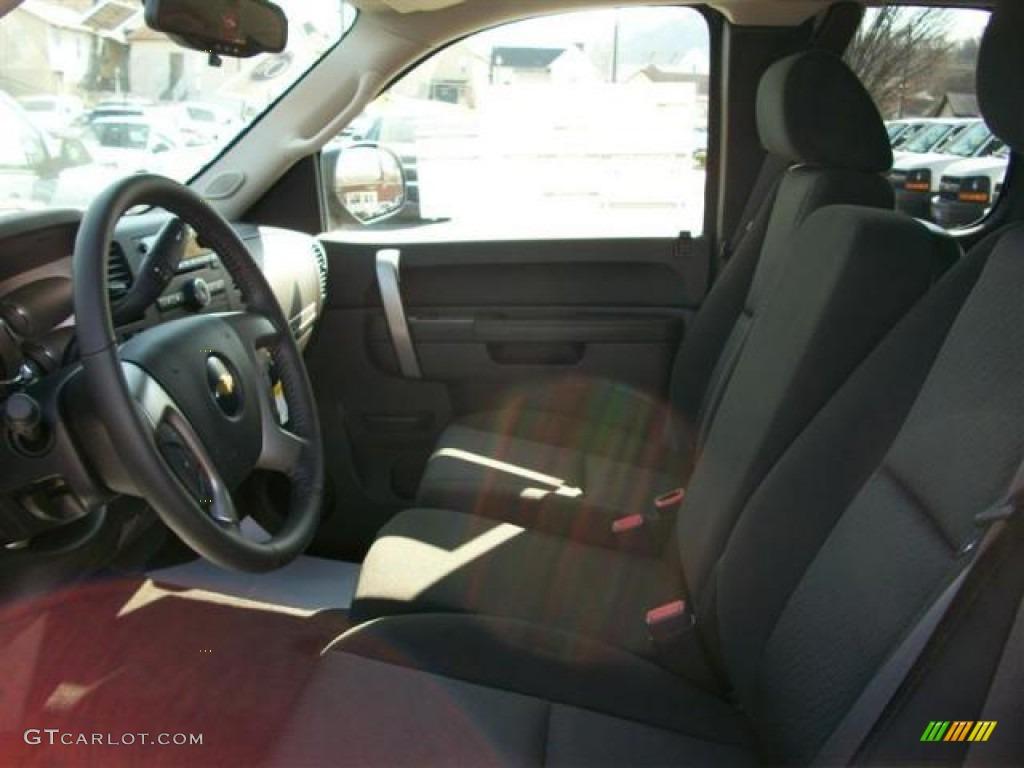 2011 Silverado 1500 LT Extended Cab 4x4 - Imperial Blue Metallic / Ebony photo #3