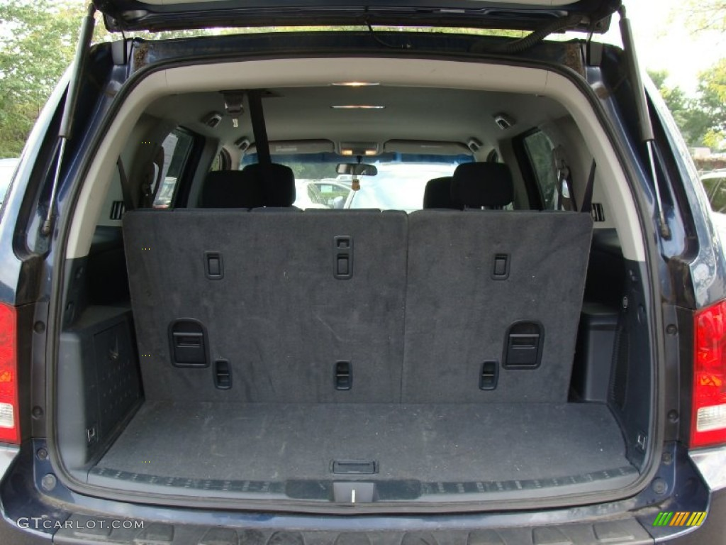 2009 Honda Pilot Lx 4wd Trunk Photo 54313164 Gtcarlot Com