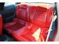 Red Leather Interior Photo for 2005 Ford Mustang #54313731