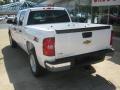 2012 White Diamond Tricoat Chevrolet Silverado 1500 LT Crew Cab 4x4  photo #3