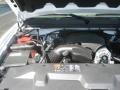 2012 White Diamond Tricoat Chevrolet Silverado 1500 LT Crew Cab 4x4  photo #22