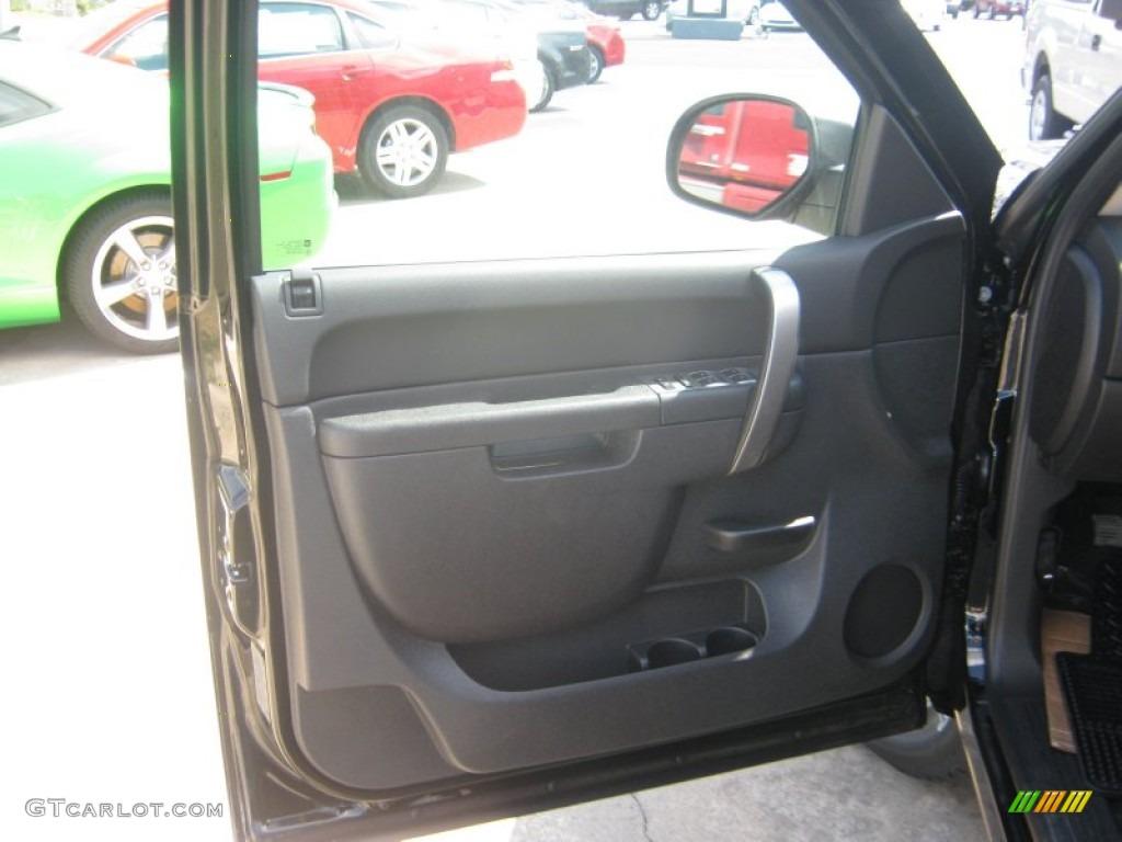 2012 Silverado 1500 LT Crew Cab 4x4 - Black / Ebony photo #15