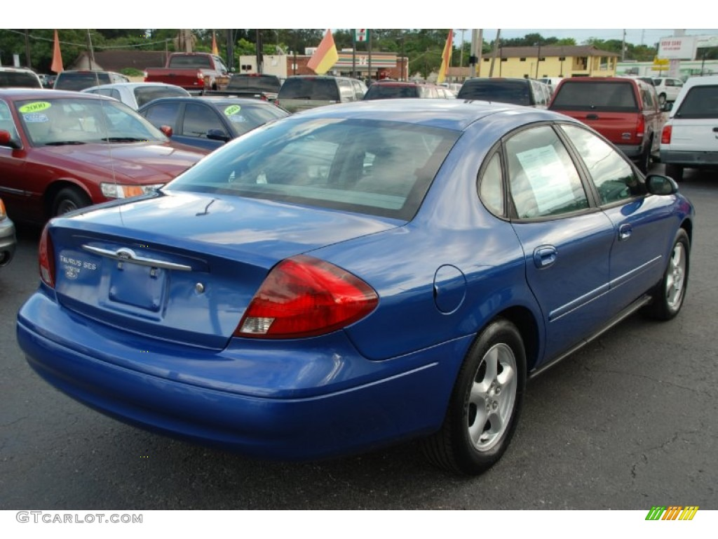 Patriot blue metallic 2003 ford taurus ses exterior photo 54317460 gtcarlot com