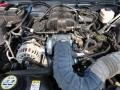 2007 Tungsten Grey Metallic Ford Mustang V6 Deluxe Coupe  photo #19