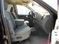 2008 Brilliant Black Crystal Pearl Dodge Ram 1500 Lone Star Edition Quad Cab  photo #16