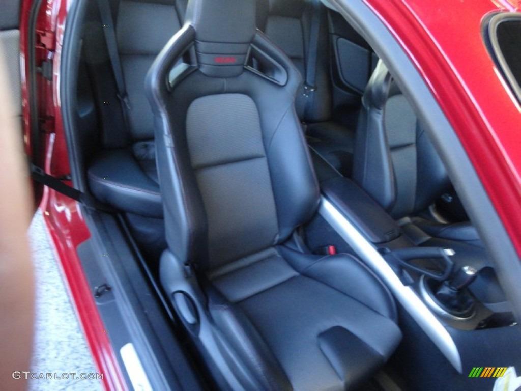 GrayBlack Recaro Interior 2011 Mazda RX8 R3 Photo 54333886