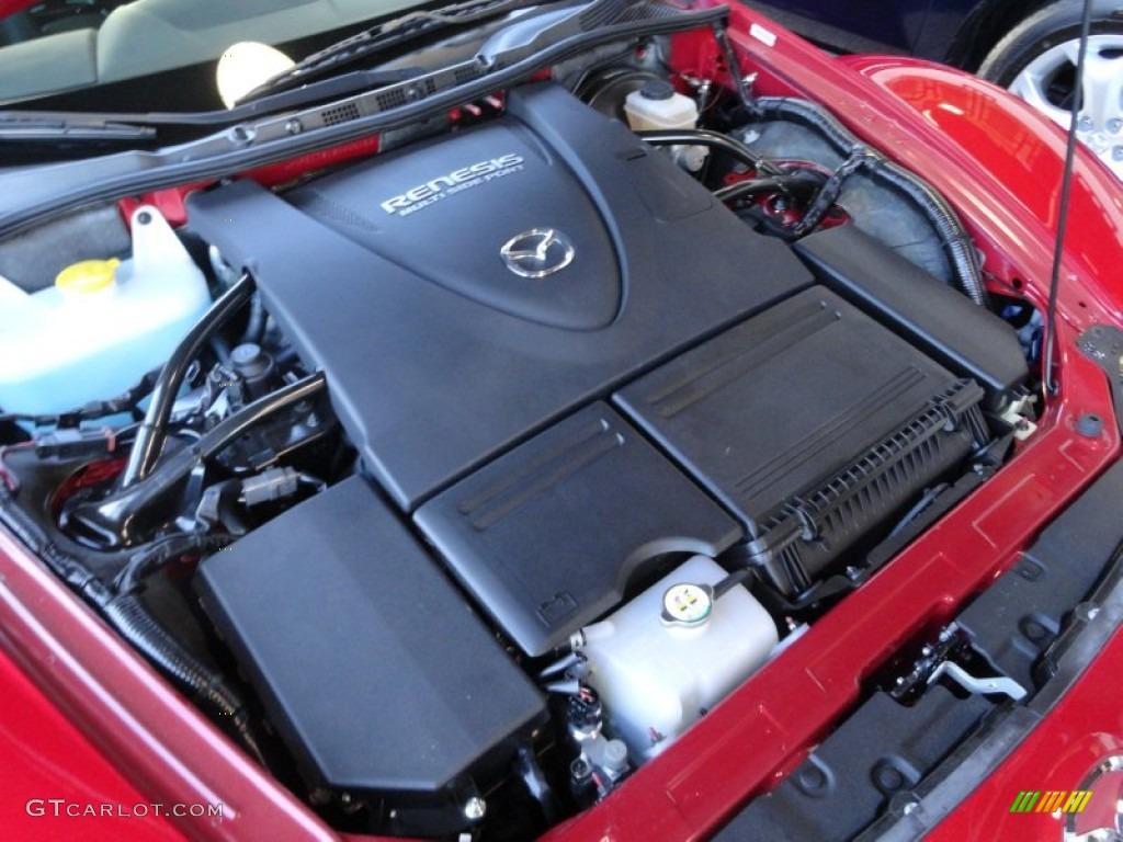 2011 Mazda Rx 8 R3 1 3 Liter Renesis Twin Rotor Rotary Engine Engine Photo 54334218 Gtcarlot Com