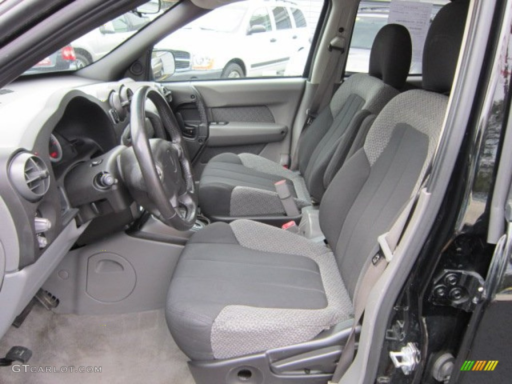 2004 pontiac aztek standard aztek model interior photo 54335068