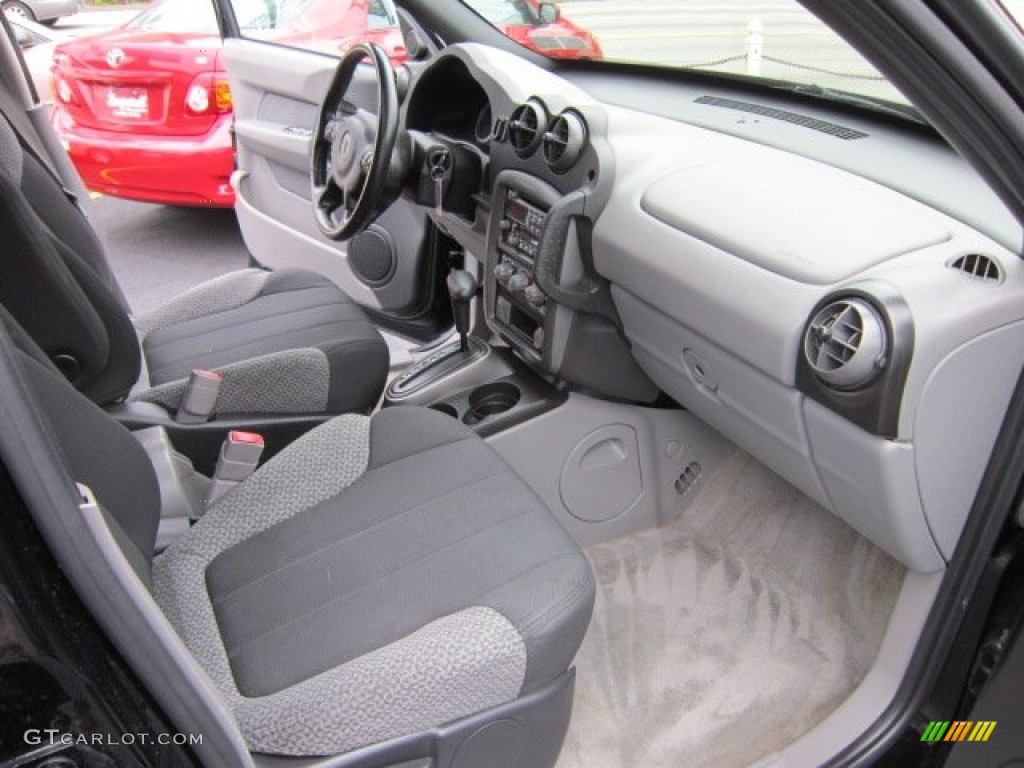 2004 pontiac aztek standard aztek model interior color photos