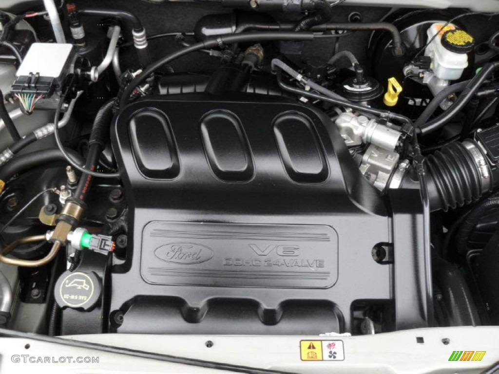 2004 Ford Escape Limited Engine Photos
