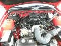 2007 Redfire Metallic Ford Mustang V6 Deluxe Coupe  photo #15