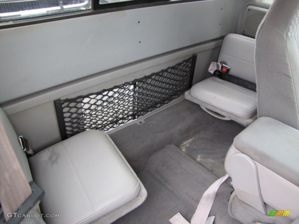 Medium dark flint interior 2003 mazda b series truck b3000 cab plus dual sport photo