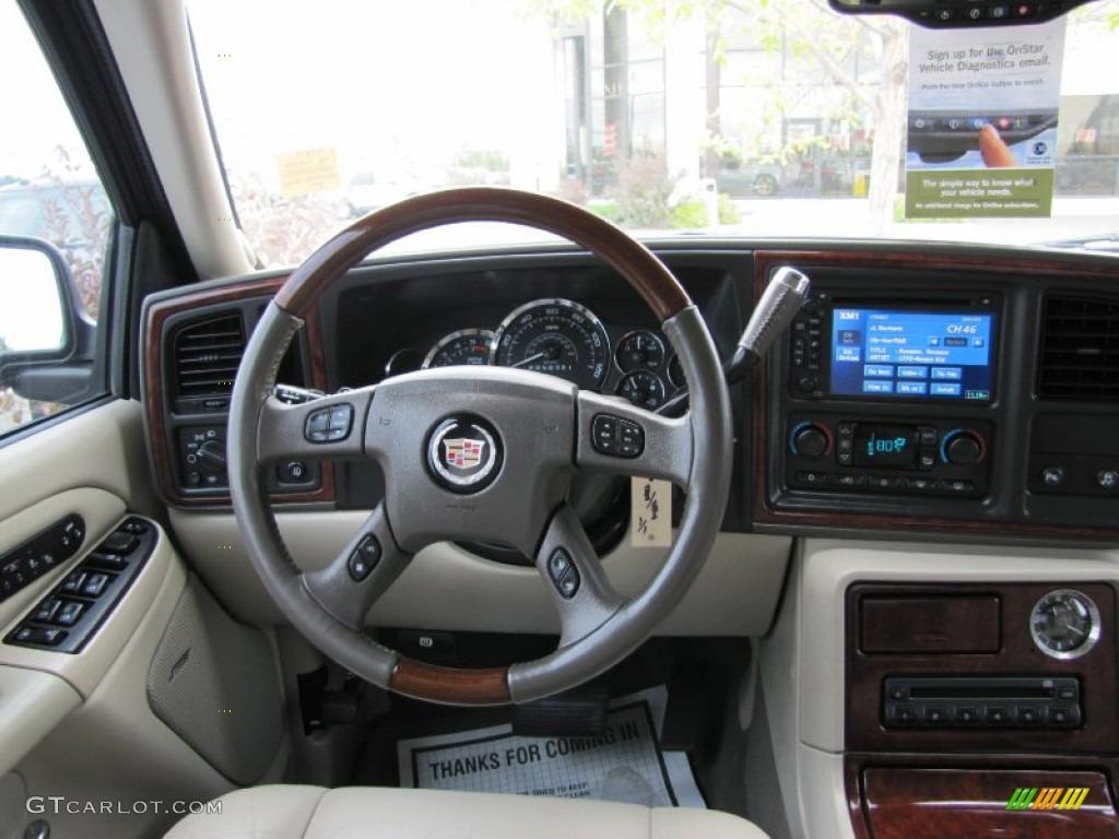 2006 Cadillac Escalade Ext Awd Shale Dashboard Photo 54360271