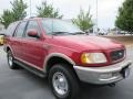Laser Red Metallic 1997 Ford Expedition Gallery