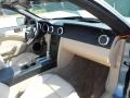 2006 Windveil Blue Metallic Ford Mustang V6 Premium Convertible  photo #26