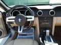 2006 Windveil Blue Metallic Ford Mustang V6 Premium Convertible  photo #34