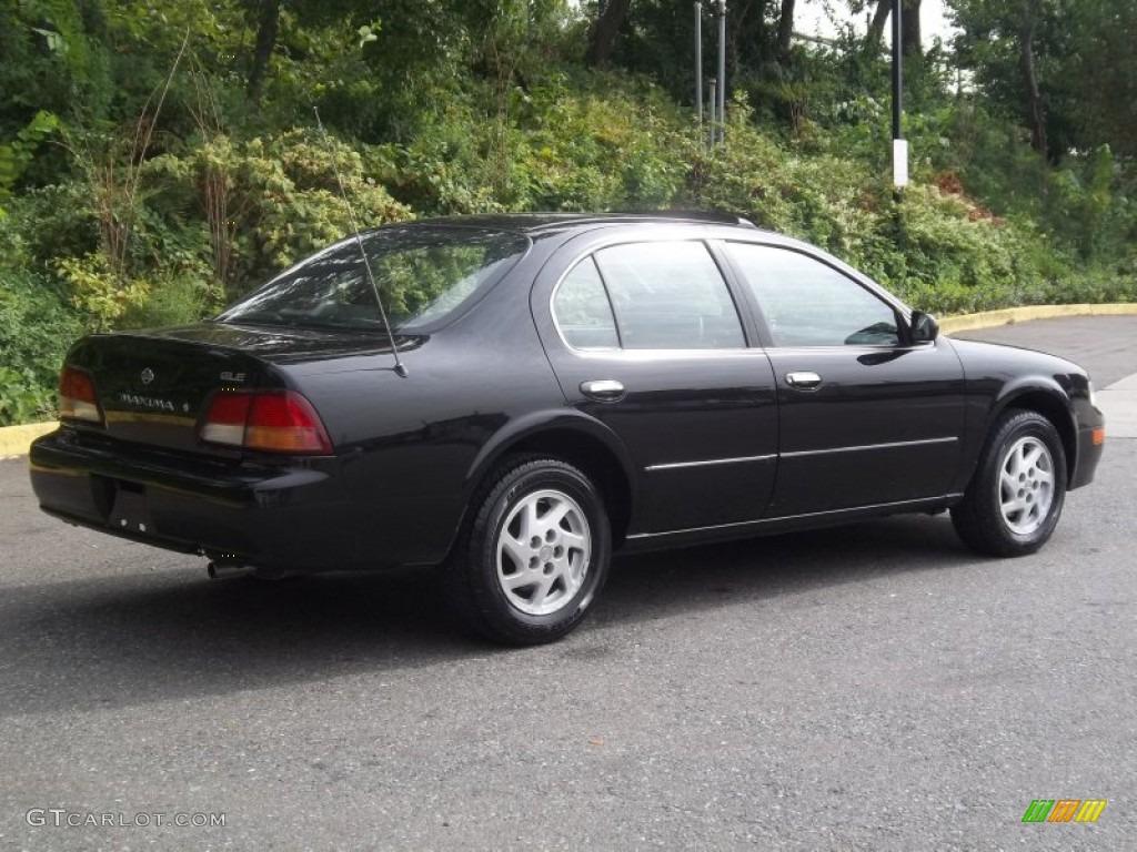 1998 super black nissan maxima gle 54379140 photo 5 gtcarlot com car color galleries gtcarlot com