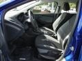 2012 Sonic Blue Metallic Ford Focus S Sedan  photo #5