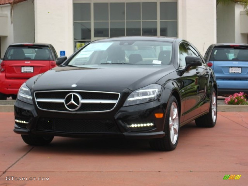 2012 black mercedes benz cls 550 coupe 54378835 for Cls home