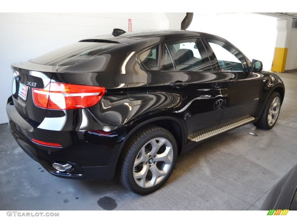 Jet Black 2012 Bmw X6 Xdrive35i Exterior Photo 54389812