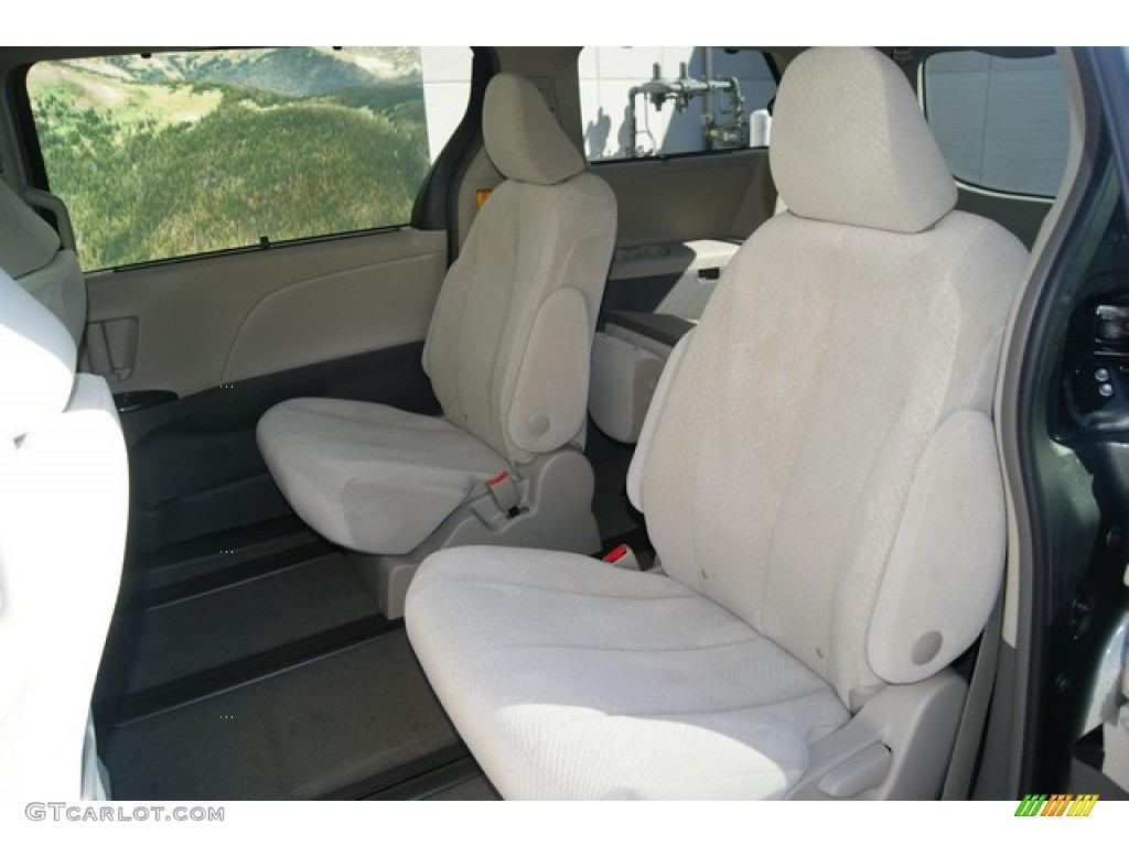 2012 Toyota Sienna Le Awd Interior Photo 54402481