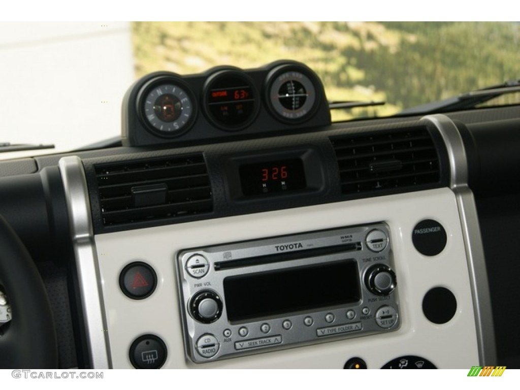 Fj Cruiser Sticker >> 2012 Toyota FJ Cruiser 4WD Gauges Photo #54402663 | GTCarLot.com
