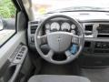 Medium Slate Gray Steering Wheel Photo for 2007 Dodge Ram 3500 #54407919