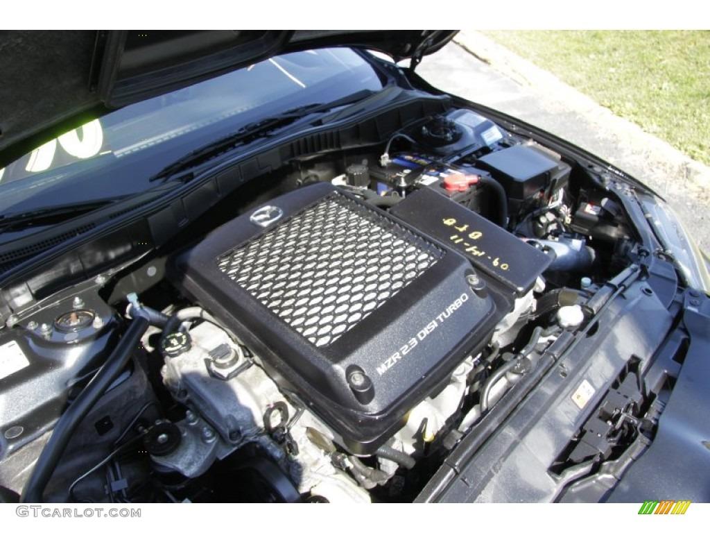 2007 mazda mazda6 mazdaspeed6 sport 2 3 liter turbocharged dohc 16 valve vvt inline 4 cylinder