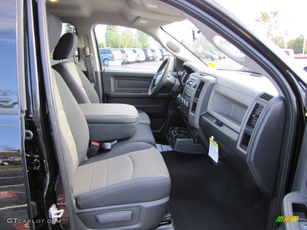 2012 dodge ram 1500 express quad cab interior photo 54409123. Black Bedroom Furniture Sets. Home Design Ideas