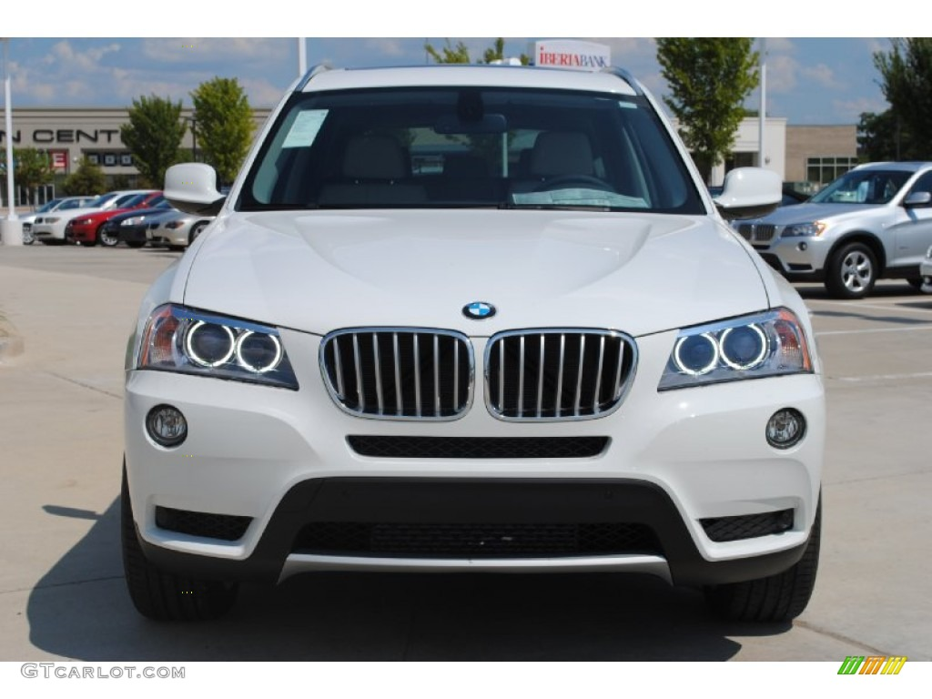alpine white 2011 bmw x3 xdrive 35i exterior photo 54414346. Black Bedroom Furniture Sets. Home Design Ideas