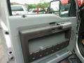 2012 Ingot Silver Metallic Ford F250 Super Duty XLT Crew Cab 4x4  photo #11