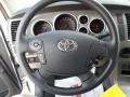 Graphite Steering Wheel Photo for 2012 Toyota Tundra #54422028