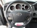 Graphite Steering Wheel Photo for 2012 Toyota Tundra #54422334