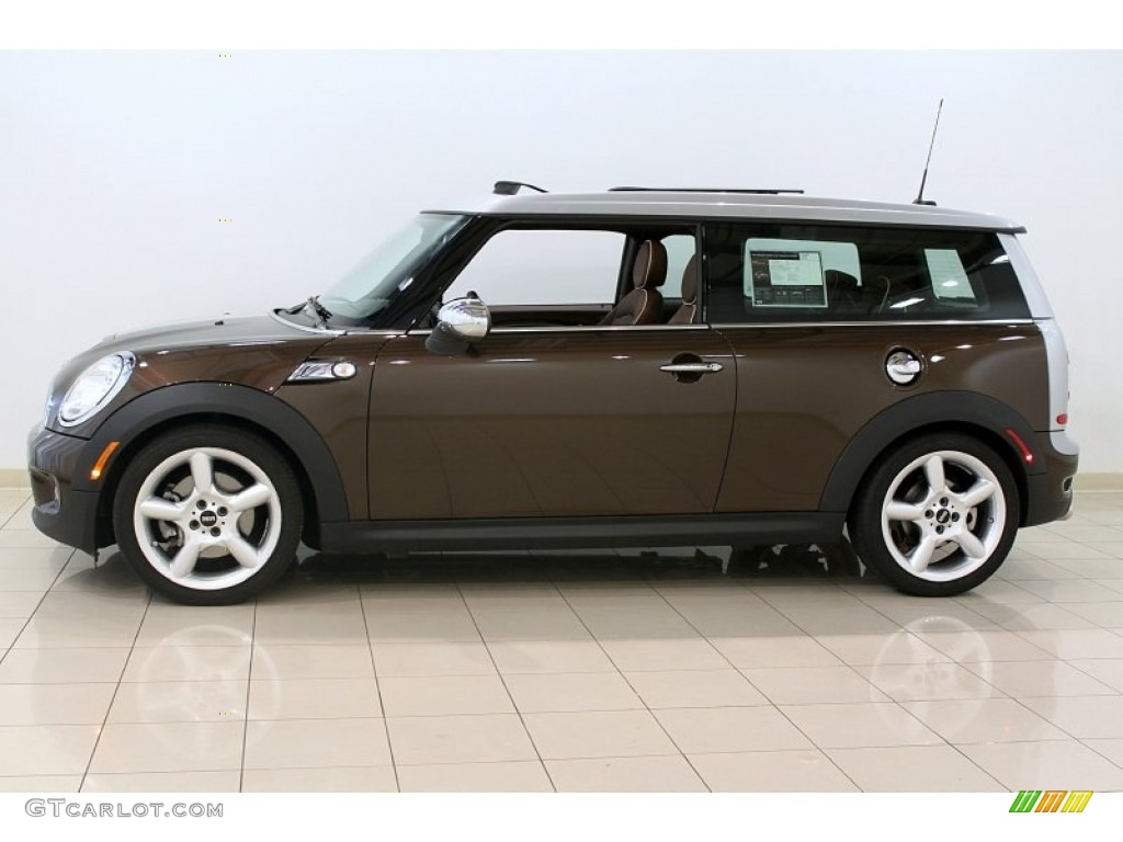 hot chocolate metallic 2008 mini cooper s clubman exterior photo 54429756. Black Bedroom Furniture Sets. Home Design Ideas
