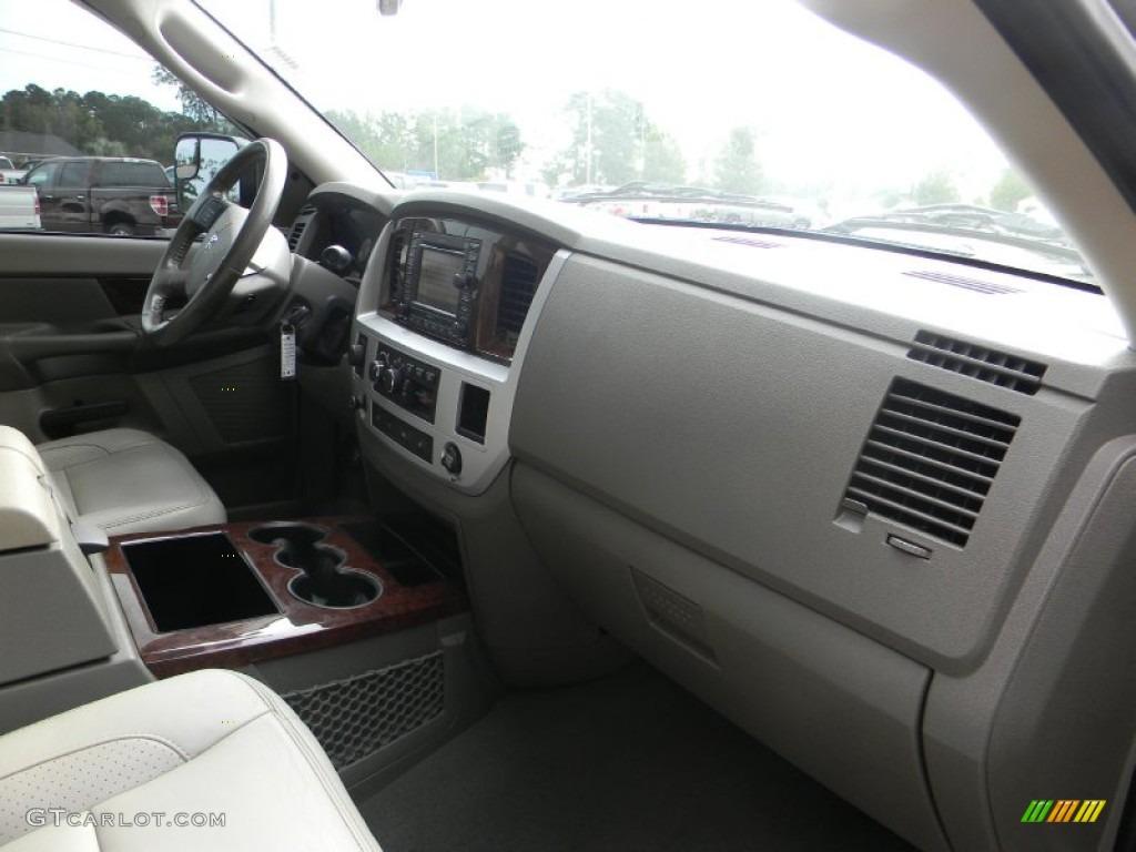 2008 Dodge Ram 3500 Laramie Resistol Mega Cab 4x4 Dually Dashboard Photos