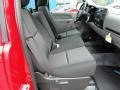 2012 Victory Red Chevrolet Silverado 1500 Work Truck Regular Cab 4x4  photo #16