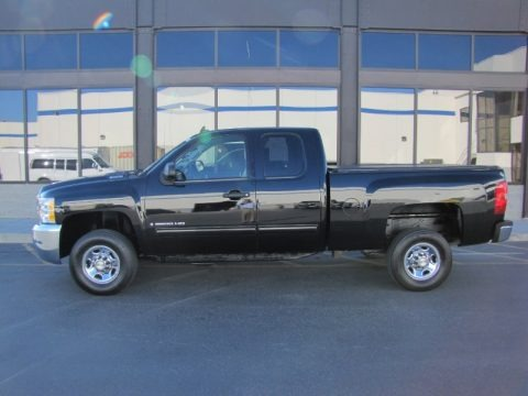 2009 chevrolet silverado 2500hd lt extended cab data info. Black Bedroom Furniture Sets. Home Design Ideas