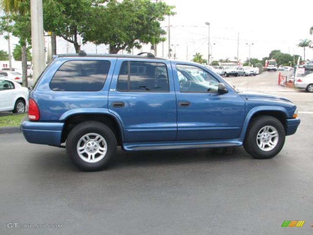 on 2002 Dodge Durango Slt 4x4 Specs
