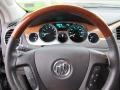 Ebony Black/Ebony Steering Wheel Photo for 2009 Buick Enclave #54453677
