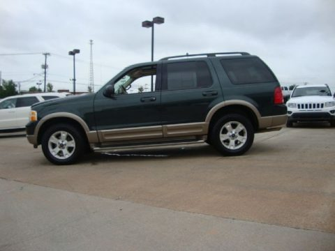 2003 Ford Explorer Eddie Bauer AWD Data, Info and Specs