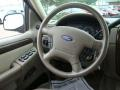Medium Parchment Beige Steering Wheel Photo for 2003 Ford Explorer #54454704