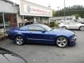 2007 Vista Blue Metallic Ford Mustang GT Premium Coupe  photo #10