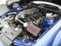 2007 Vista Blue Metallic Ford Mustang GT Premium Coupe  photo #33