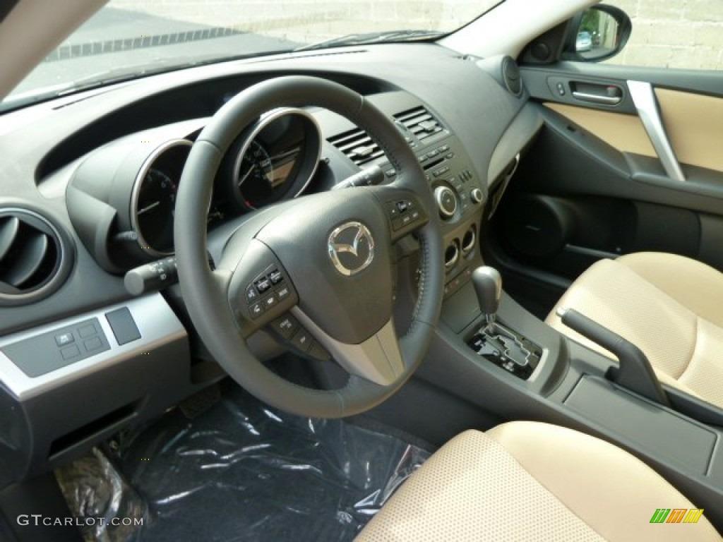 2012 Indigo Lights Mica Mazda Mazda3 S Touring 5 Door 54418384 Photo 14 Car