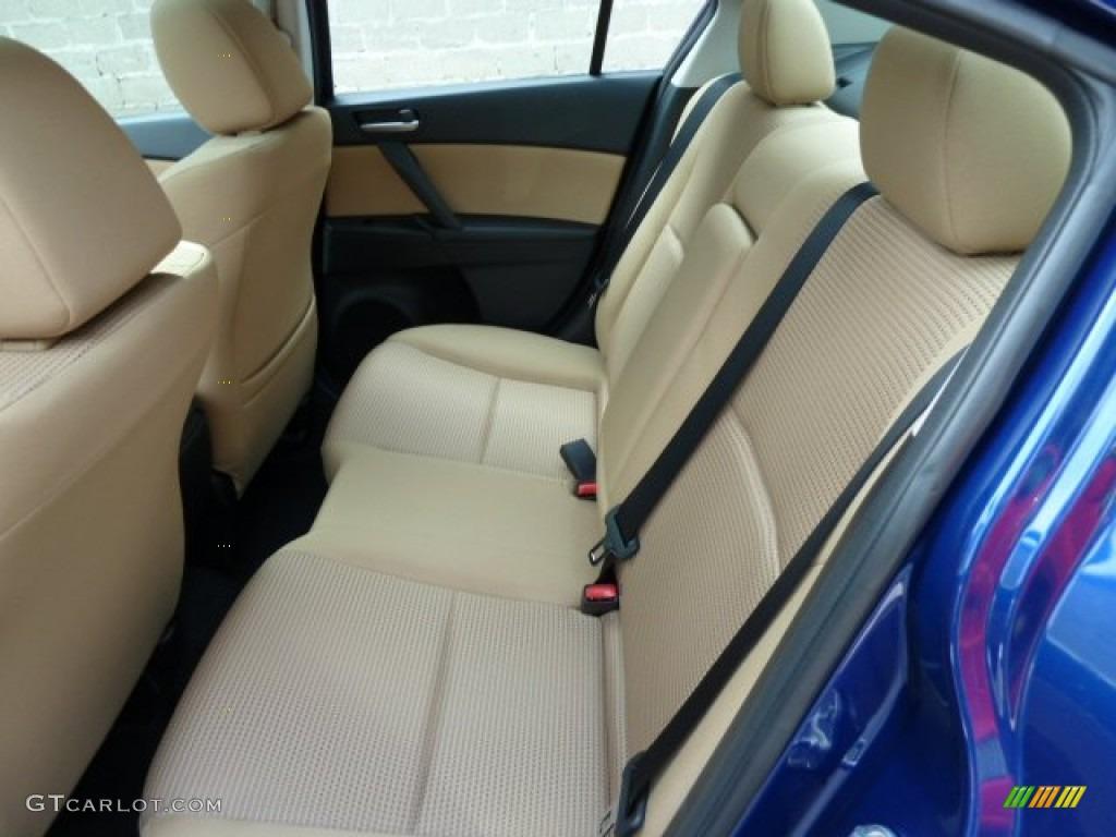 2012 Indigo Lights Mica Mazda Mazda3 I Sport 4 Door 54418381 Photo 11 Car